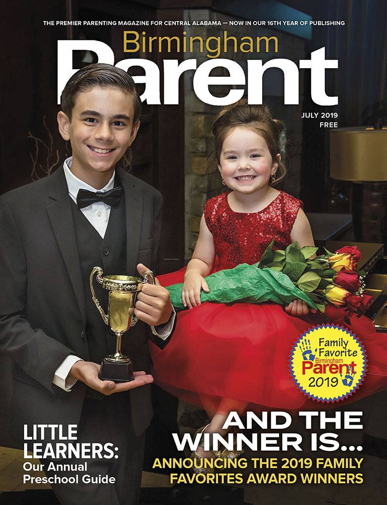 Birmingham Parent Magazine - July 2019