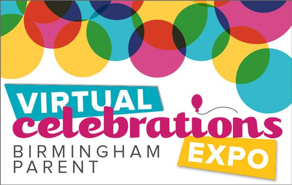 Birmingham Parent's Virtual Party & Celebrations Expo