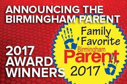 Birmingham Parent 2017 Family Favorites | Birminghamparent.com