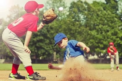 10 Tips to Help Keep Kids' Competition in Healthy Perspective | Birminghamparent.com
