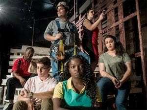 "Theatre UAB presents the musical ""Working"" 
