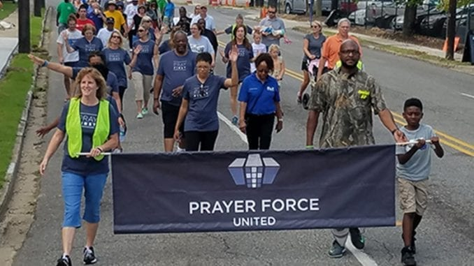 A Force to be Reckoned With – Prayer Force United