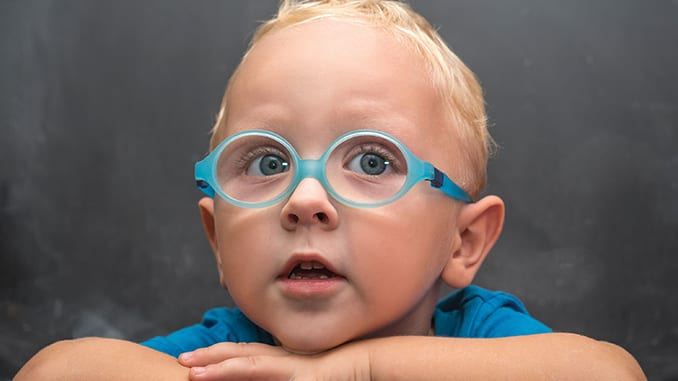 Does My Toddler Need Glasses?