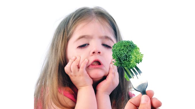 Picky Eaters vs. Problem Feeders