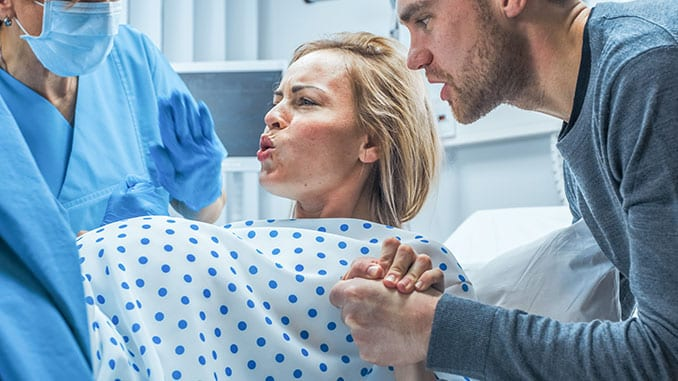 What No One Tells You About Childbirth