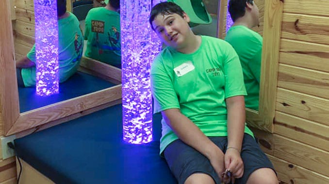 Sensory-Sensitive Spaces at School and in the Community