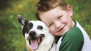 Child Visitors: What Is a Dog to Do?