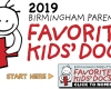 2019 Favorite Kids' Doc Nominations