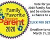 2020 Family Favorites Voting
