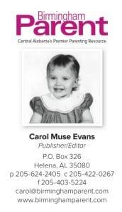 Carol Muse Evans
