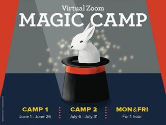 Virtual Magic Camp