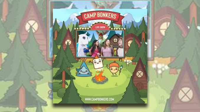 Virtual Camp Bonkers