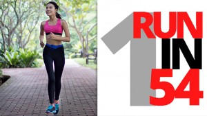Run In 54
