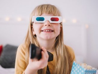 Why 3D Technology Can Affect Your Child's Vision