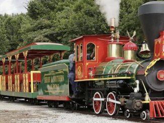 Ride the Heart of Dixie Railroad Train