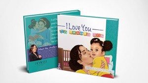 . I Love You My Little One by Bre'Anda Conwell