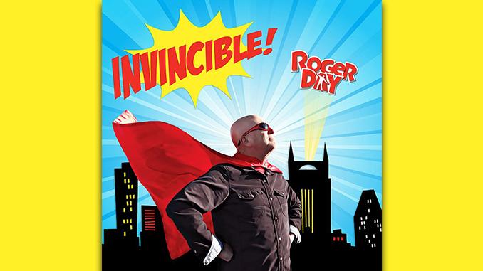 Roger Day - Invincible! Album