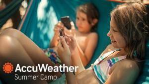 Accuweather Summer Camp