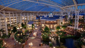 Gaylord Opryland is Open