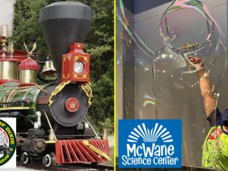 Heart of Dixie Railroad or McWane Center Birthday Tickets