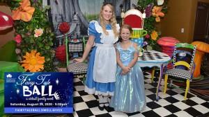 Interactive Virtual Fairy Tale Ball