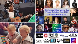 Kids Music Day 2020