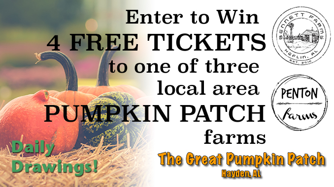 Pumpkin Patch Giveaway