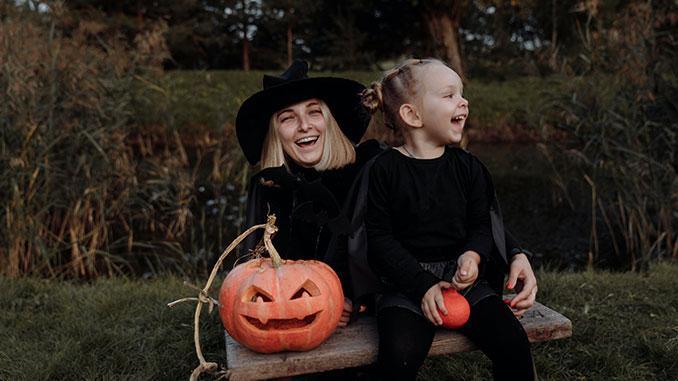 Virtual Halloween fo UNICEF