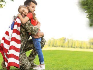 10 Ways Families Can Salute a Veteran