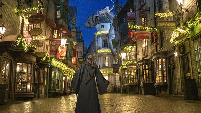 The Wizarding World of Harry Potter at Universal Studios Florida