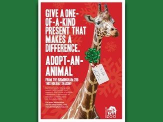 Adopt an Animal at the Birmingham Zoo!