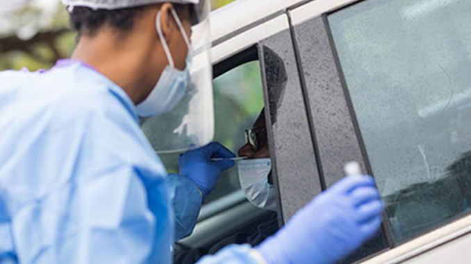 UAB Receives NIH Grant to Improve COVID-19 Testing