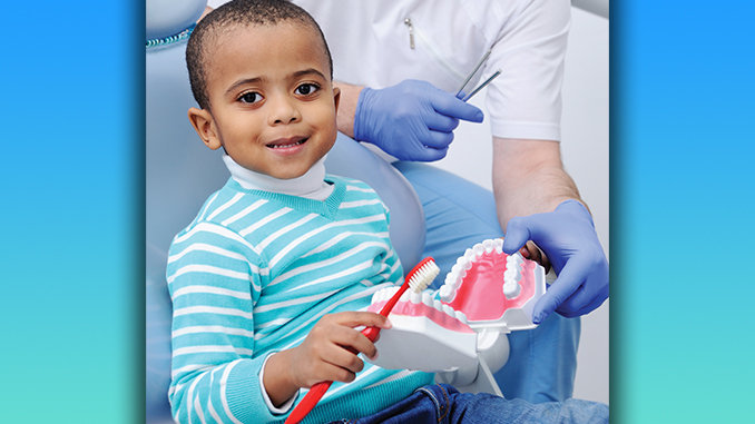 How to Prepare your Toddler or Young Childfor a First Dental Visit