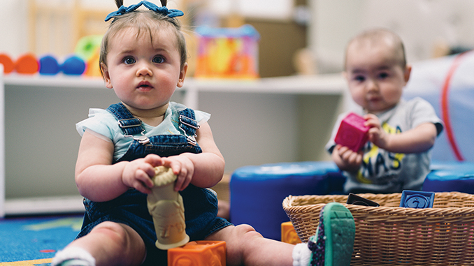 What to Look for in an Infant Day Care