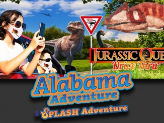 Friday Giveaway - Jurassic Quest