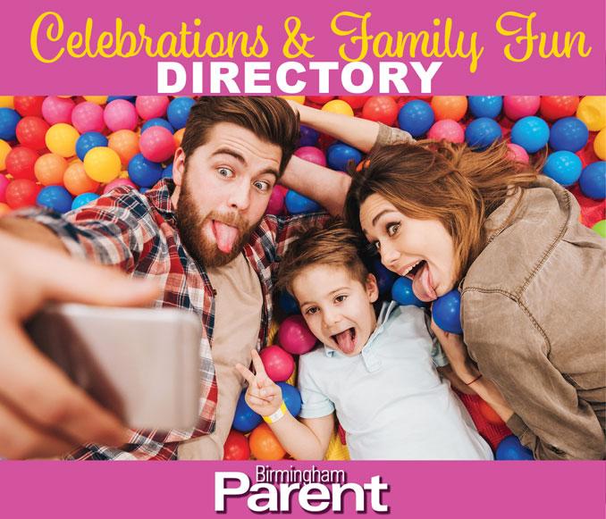 Celebrations & Family Fun Directory