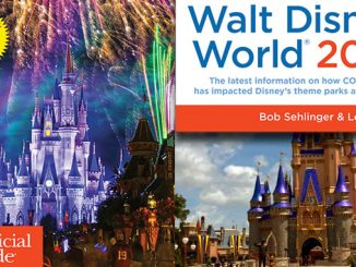 Check out the Unofficial Guide to Walt Disney World 2021