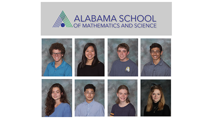 8 ASMS Students Receive Recognition for National German Exam Performance