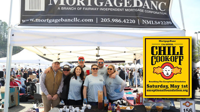 17th Annual MortgageBanc Chili Cook-Off