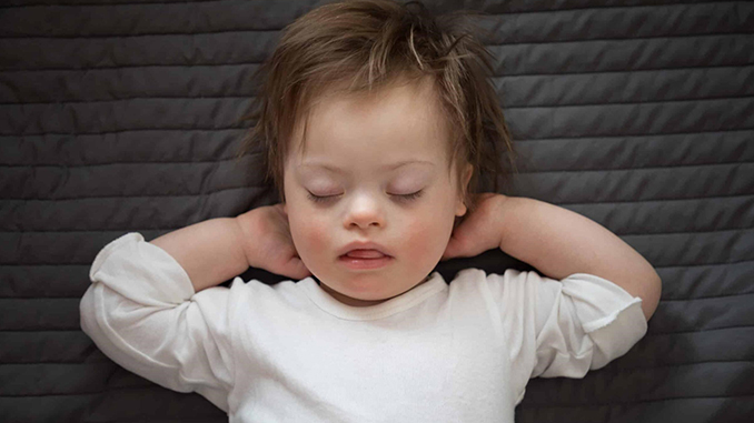 Sleep Guide for Down Syndrome Problems