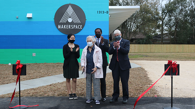 ASMS Opens New Makerspace on West Campus