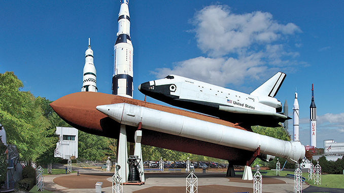 U.S Space & Rocket Center