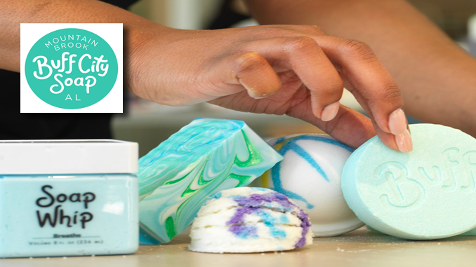 Enter to Win A $25 Gift Card to Buff City Soap PLUS $25!