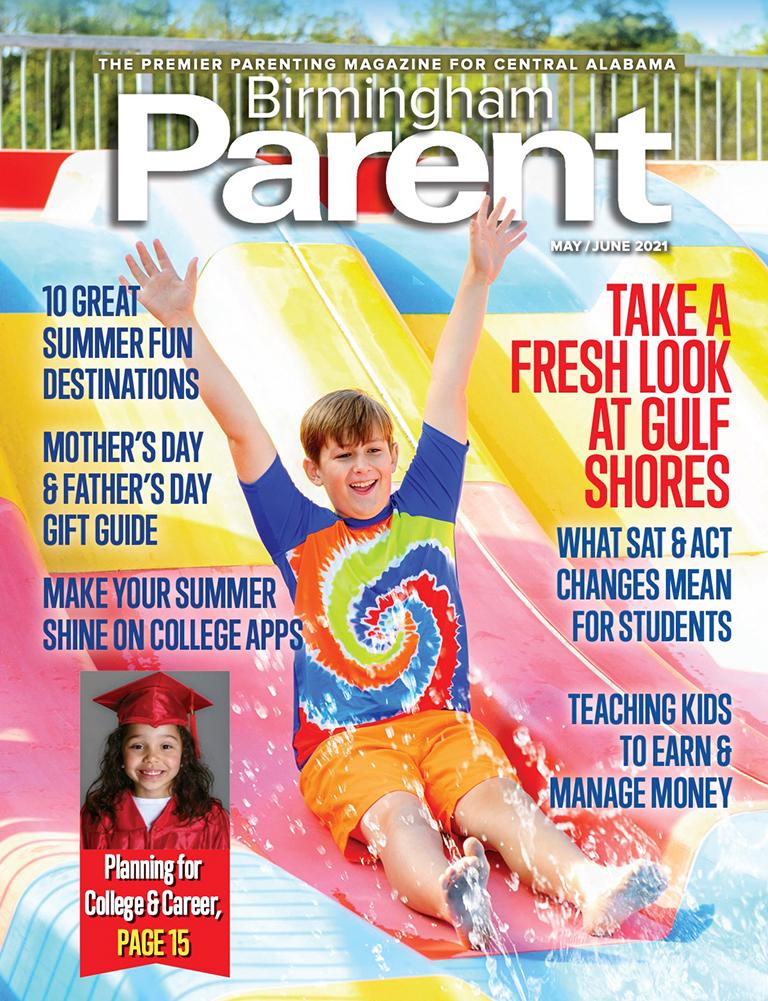 Birmingham Parent Magazine - May/June 2021