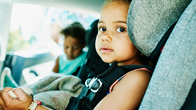 Keep Children Safe From Hot Car Deaths This Summer