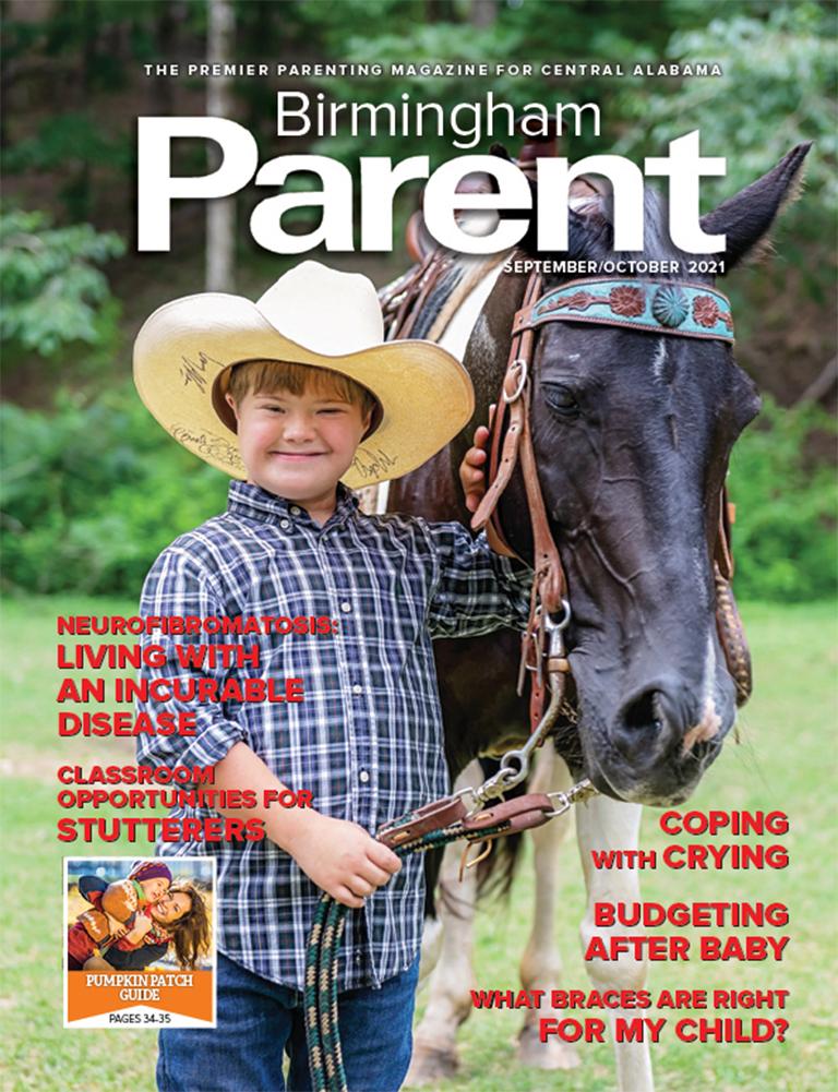 Birmingham Parent Magazine - Sept/Oct 2021