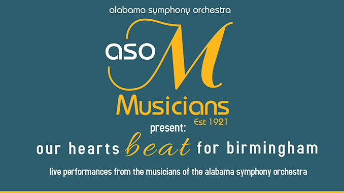 Musicians of the Alabama Symphony Orchestra Present Free Concerts